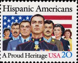 Hispanic Heritage Stamp
